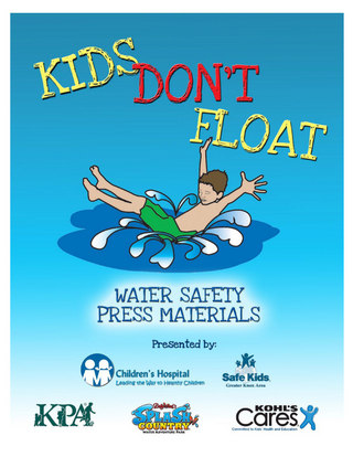 2011 Water Safety Press Kit