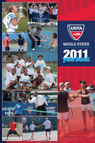 2011 USTA Middle States Yearbook