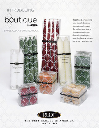 Root Candles Boutique Sell Sheet