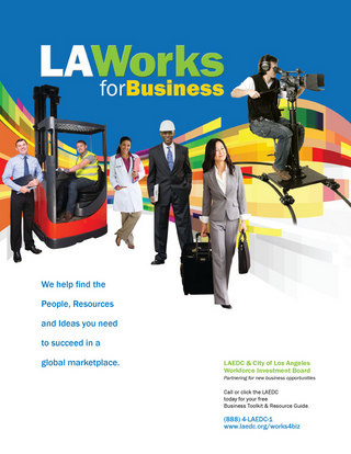 Workforce Investment Board Brochure