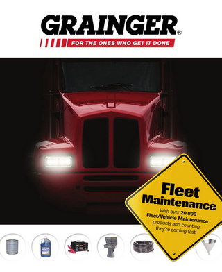 Grainger Fleet Catalog