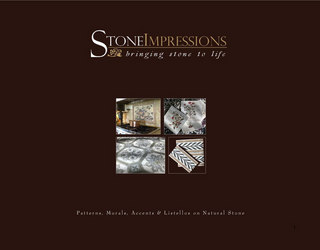 StoneImpressions Catalog 2011