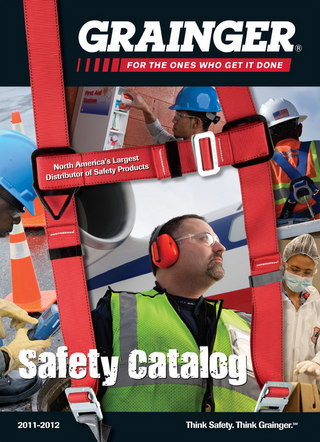 Grainger Safety Catalog
