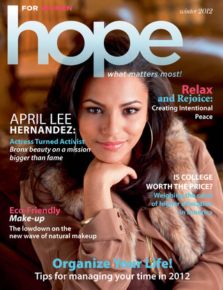 Hope for Women Magazine