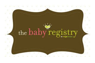 Magic Beans Baby Registry Booklet