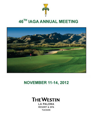 IAGA Annual Meeting Brochure