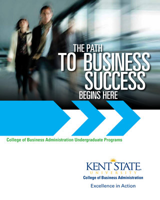 Kent State College of Business Administration Undergraduate Programs