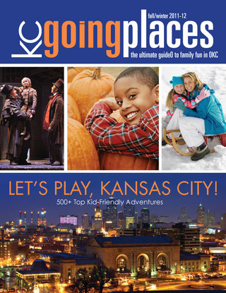 KC Going Places Magazine Fall/Winter 2011