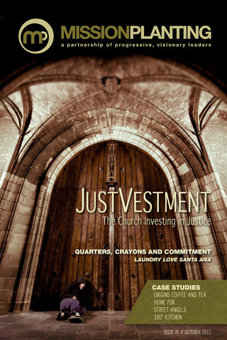 Justvestment: The Church Investing in Justice