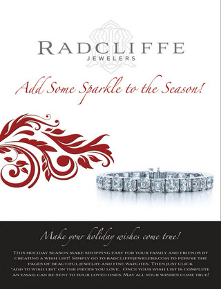 Radcliffe Jewelers Holiday Book 2011