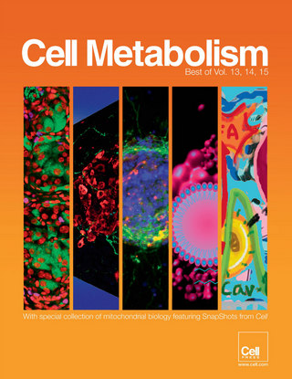 Cell Metabolism Vol. 13, 14, 15