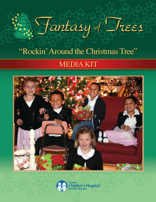 Fantasy of Trees 2011 Press Kit