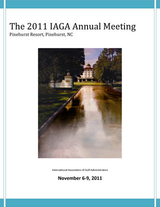 IAGA Picture Booklet
