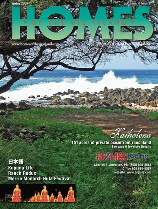 Homes of the Big Island