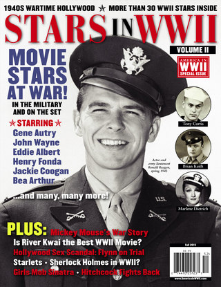 STARS IN WWII--Volume II