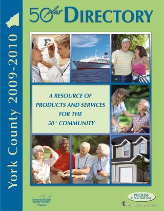 50Plus York County Directory