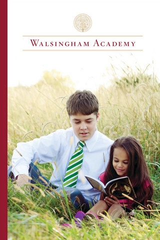 Walsingham Academy Admissions Packet