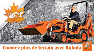Kubota Corporate French