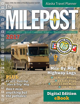 The MILEPOST Alaska Travel Planner