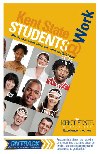 Kent State Students at Work