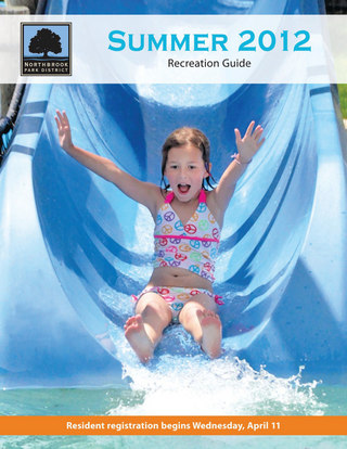 2012 Northbrook Park District Summer Guide