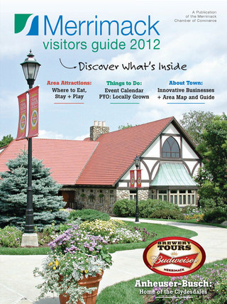 Merrimack Visitors Guide 2012 Edition