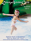 Leisure Activities Guide, Summer 2013