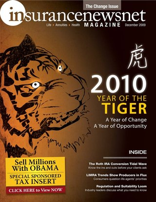 The Change Issue - December 2009
