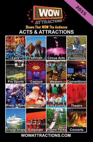 2015 Acts & Attractions Buyers Guide