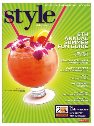 Style Magazine Roseville Granite Bay Rocklin Edition