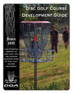 DGA Disc Golf Development Guide Flip Book