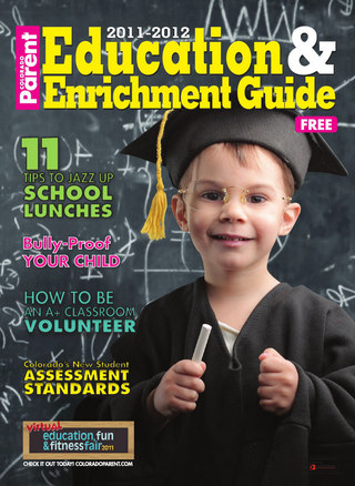 Colorado Parent Education and Enrichment Guide