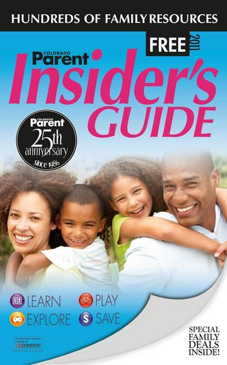 Colorado Parent Insider's Guide