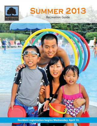 Northbrook Park District Summer Guide 2013