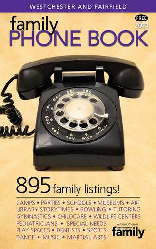Westchester Family Phone Book