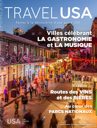 Discover America France Spring Issue
