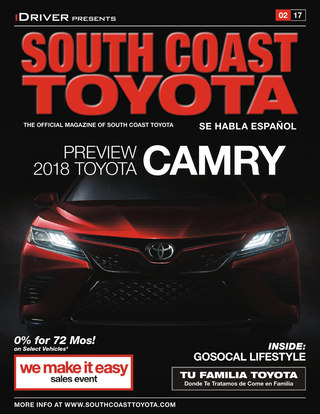 South Coast Toyota