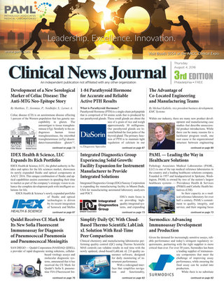 Clinical News Journal
