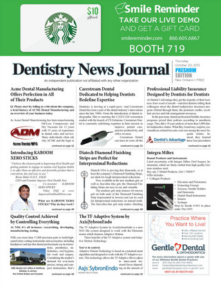 Dentistry News Journal