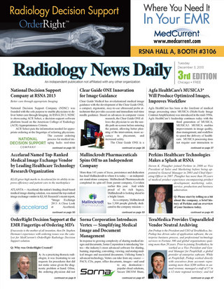 Radiology News Daily