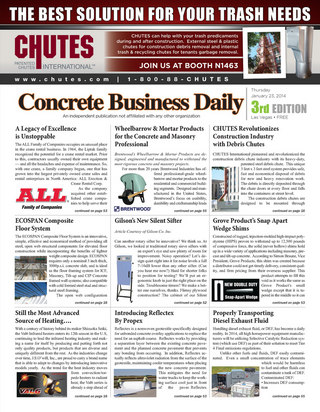 Concrete Business Daily