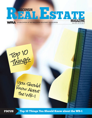 Wisconsin Real Estate Magazine