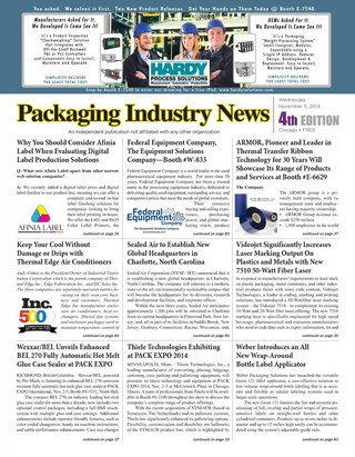 Packaging Industry News