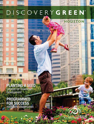 Discovery Green Magazine