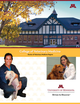Doctor of Veterinary Medicine Degree