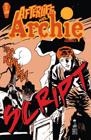 Afterlife With Archie #2: Script