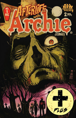 Afterlife With Archie #1+