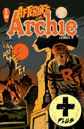 Afterlife With Archie #2+