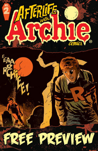 Afterlife With Archie #2: Free Preview