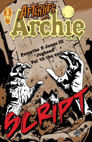 Afterlife With Archie #3: Script